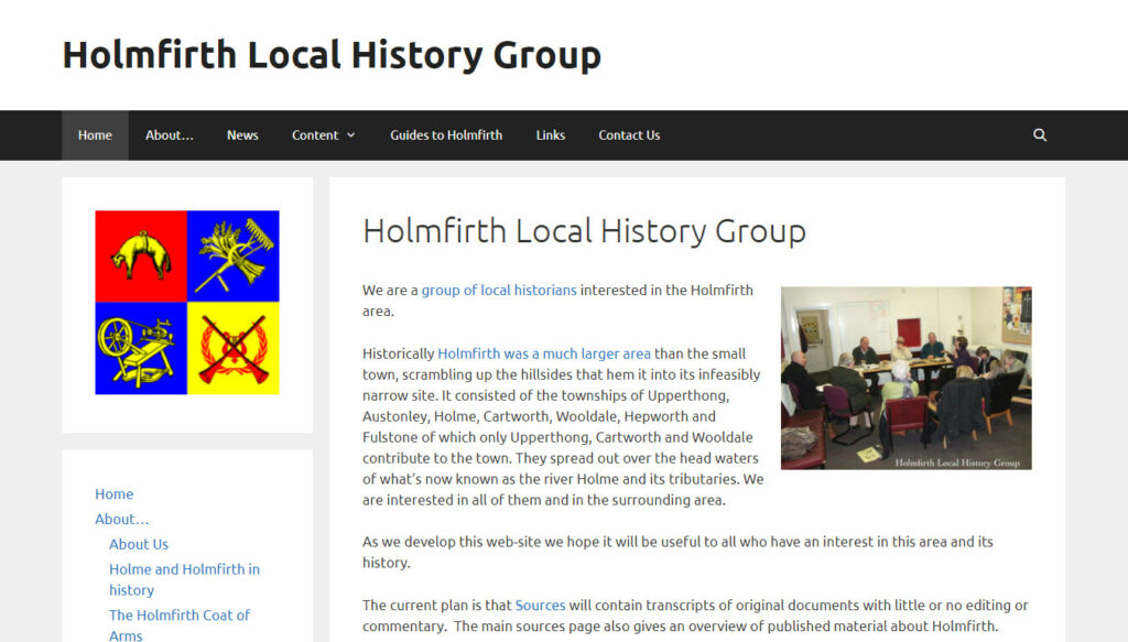 Holmfirth Local History Group